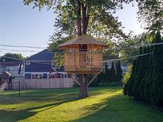 new treehouse plans for diy ers build your own treehouse