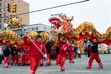 Chinese Lights New York Lunar New Year Parade In Flushing Queens