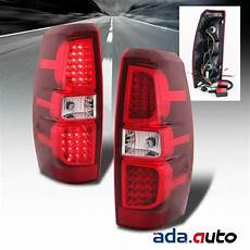 Led Lights For Avalanche 2007 2013 Chevy Avalanche Scarlet Red Led Lights