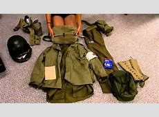 Basic Uniform and Gear For a Combat Medic   YouTube