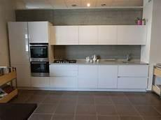 prezzi lavello cucina mk cucine in polimerico lucido con lavello e piano cucina