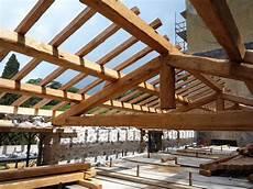 tavolato legno tetto a 2 falde in massello progetto legno roma
