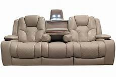turismo power reclining sofa with drop table at