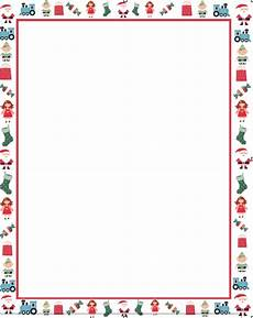Letter Borders Templates Letters To Santa With Free Template Here Come The Girls