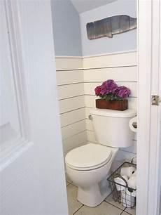 Half Bath Designs Half Bathroom Makeover The Honeycomb Home