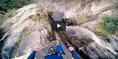 highest cliff dive sets new world record for highest cliff dive