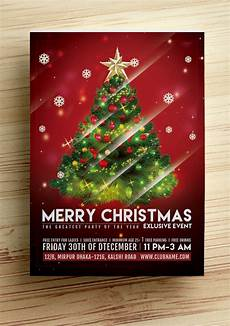 Free Christmas Templates For Flyers 25 Best Free Christmas Flyer Templates 2020 Dzineflip