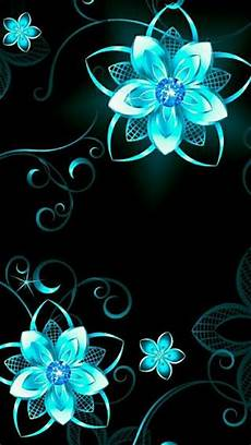 teal flower iphone wallpaper pin by melanie delgado on wallpapers cellphone wallpaper