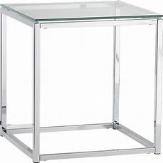 Glass And Chrome Sofa Table Png Image by Smart Glass Top Coffee Table In Accent Tables Cb2