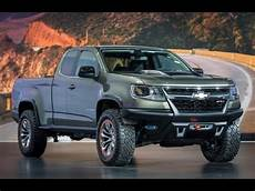 2020 chevrolet colorado z72 2015 chevy colorado zr2 diesel concept z71 lt revealed