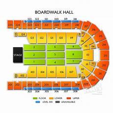 Boardwalk Hall Seating Chart View Boardwalk Hall Tickets Boardwalk Hall Information