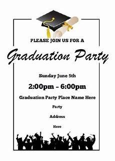 Design Graduation Invitations Online Free Graduation Party Invitations Free Printable
