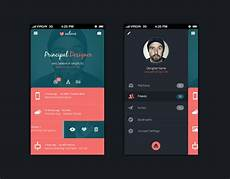Iphone Apps Design Templates Mobile App Design Template Psd Free Graphics