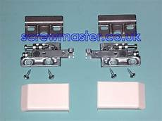 pair of heavy duty cabinet hangers 130kg load capacity for