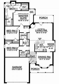Floor Plans Pictures Pierwood Country Ranch Home Plan 030d 0200 House Plans