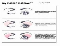 Mary Eyeshadow Application Chart Anne Hanson Mary Sales Director Us Tc