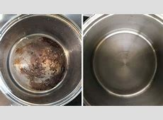 Home hack: How one mum cleaned a burnt pot   Stuff.co.nz