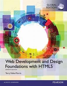 Web Development Design Foundations With Html5 Pearson Education Web Development And Design Foundations