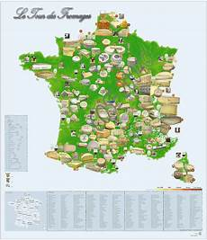 French Cheese Chart Detailed French Cheese Map I Can Chart Where I Ve Been
