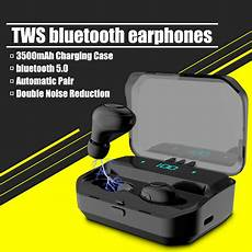 Digital Display Bluetooth Wireless Earbuds Cvc8 by Tws Digital Display Bluetooth 5 0 Wireless Earbuds Cvc8 0