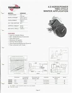 Small Engine Suppliers Engine Specifications And Line