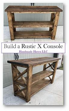 Farmhouse Sofa Table Png Image by Wood Working Plans Work For You Rustic Furniture