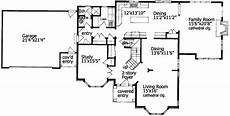 Floor Plan Of Cathedral Cathedral Ceilings 19555jf Architectural Designs
