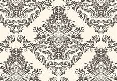 Free Damask Background Free Damask Pattern Download Free Vector Art Stock