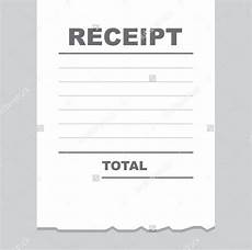 Blank Reciepts 26 Blank Receipt Templates Doc Excel Pdf Vector Eps