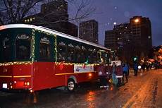 Chicago Lights Trolley Chicago Trolley Presents Holiday Lights Tour