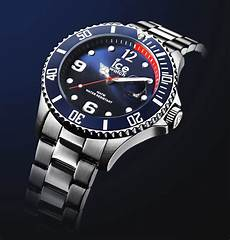 Steel By Design Watch Ice Watch S New Collection Bids To Appeal To Men Of Steel