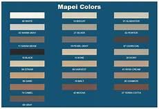 C Cure Grout Color Chart Mapei Grout Colors Effy Moom