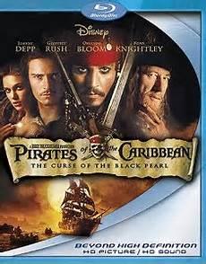Pirates Of The Caribbean Blu Ray Johny Depp
