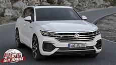 Touareg Vw 2019 by Pjt Express Volkswagen Touareg 2019