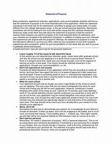 Essay Statement Of Purpose Quot Statement Of Purpose Quot By Slideshare A Good Resource For