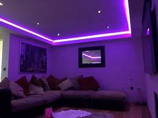 Neon Light Strips For Room I D Love To Add Led Lights In My House For Atmosphere