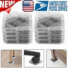 8 pcs heavy duty bed furniture riser computer table desk