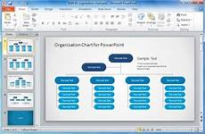 Adding An Org Chart In Powerpoint Best Organizational Chart Templates For Powerpoint