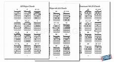 Printable Guitar Chords Chart Pdf Printable Guitar Chord Pdf Ebook Download Play Any Song