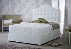 bedmaster quartz 3000 pocket sprung memory foam divan bed