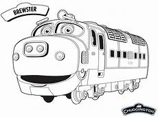 chuggington coloring pages to and print for free