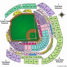 Marlins Seating Chart Marlins Ballpark Seating Chart