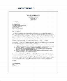 Professional Job Application Cover Letter Free 7 Professional Cover Letter Samples In Pdf Ms Word