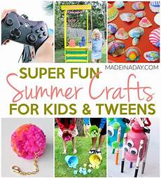 crafts for tweens summer crafts for tweens made in a day
