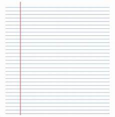 Notebook Paper Template For Word Lined Paper Template 12 Download Free Documents In Pdf