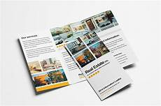 Tri Fold Poster Templates 15 Free Tri Fold Brochure Templates In Psd Amp Vector
