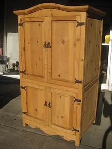 uhuru furniture collectibles sold pine armoire 175
