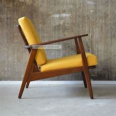 vintage sessel berlin 60er teak sessel design 60s easy chair vintage