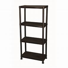 etagere metal 4 tier shelf rack