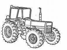 malvorlagen traktor fendt